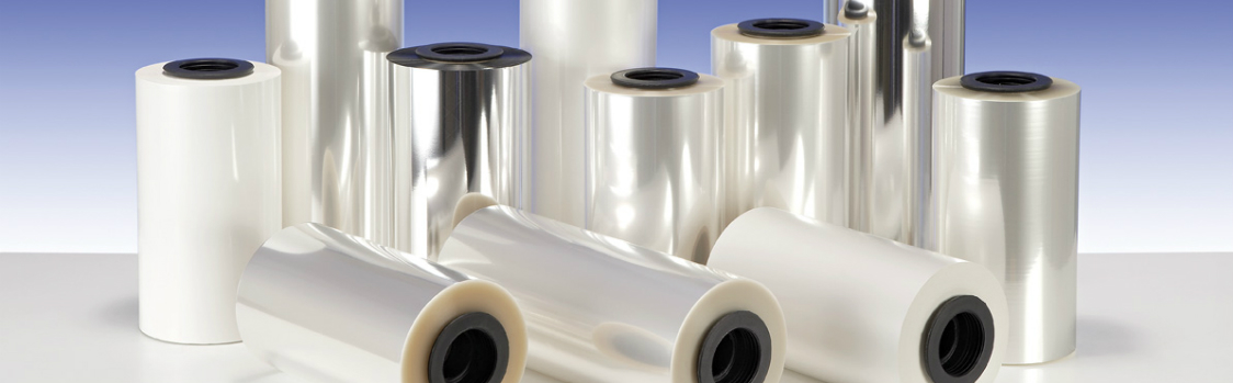 Extensive range of packaging film reels tailored to suit your packaging equipment
