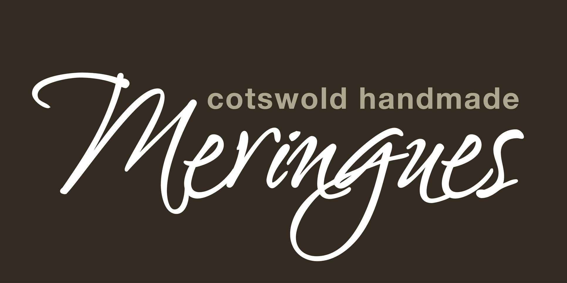 Cotswold handmade meringues logo