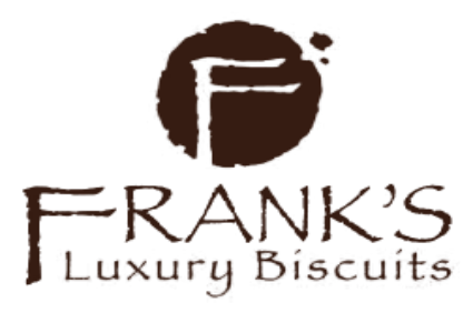 Franks luxury biscuits logo