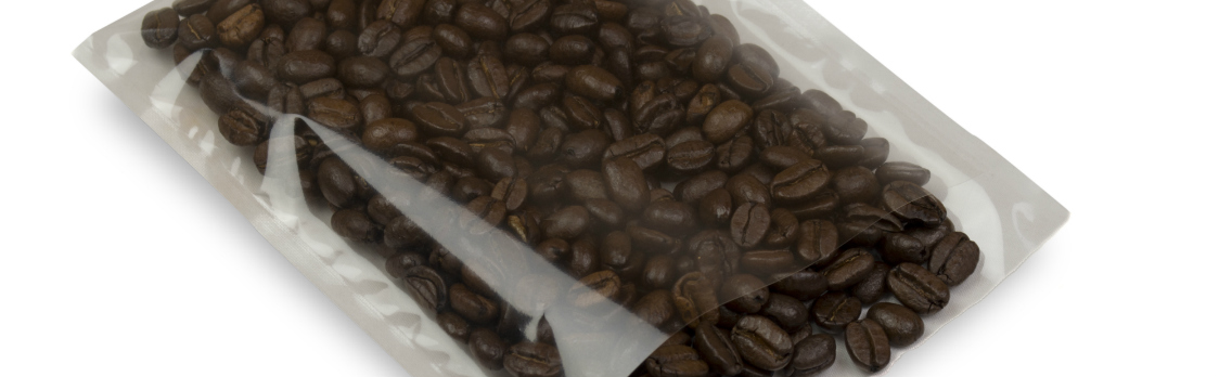 Superior strength side seal packaging bags. Ideal for heavier products such as coffee as well as non-food based industries