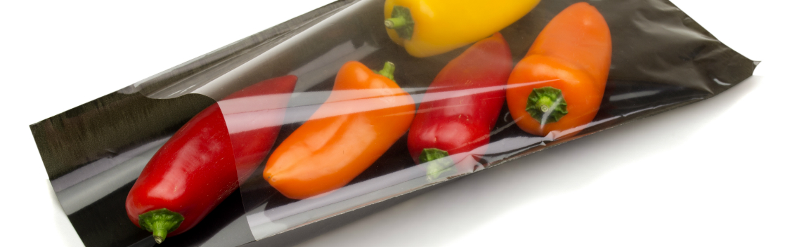 Large range of flexible packaging film bags supplied plain, printed, or multi-perforated. Ideal for both food and non-food industries